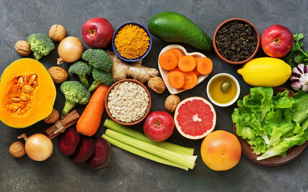 dieta en fibra